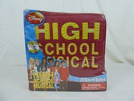 Disney High School Musical 2 Cd Board Game - $11.38
