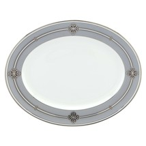Lenox Ashcroft Oval Serving Food Platter - $153.45
