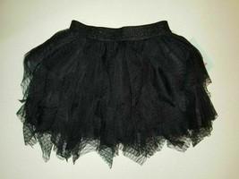 Toddler Girls Tutu Skirt Black Skirt Sizes- 3T or 4T Cat & Jack NWT - $11.19
