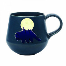 Avatar: The Last Airbender Nighttime Flying Bison Ceramic Mug Blue - $27.98