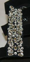 Grazie Footwear Ziva Black Jeweled Buckle On Sandal Size 8 And Half image 7