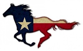 Galloping Texas Horse - $34.95