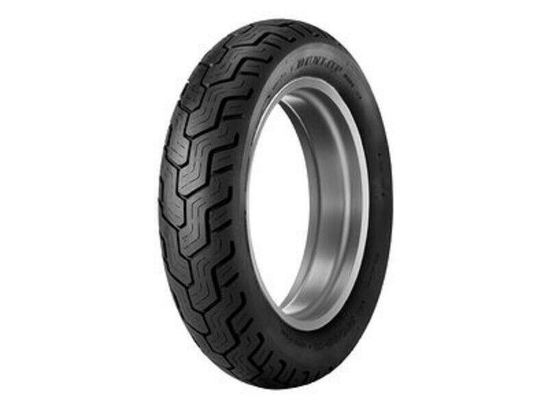 New Dunlop D404 Rear 130/90-16 Blackwall Motorcycle Tire 67H