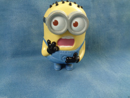 "2013 McDonald's Despicable Me Tom Babbler Minnion Toy Figure 3 1/2"" - $1.34"