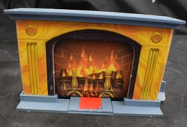 13 Dead End Drive Milton Bradley Board Game Parts Fireplace Assembly - $9.79