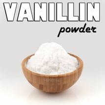 Vanillin Powder 40g - 490g (17.28oz) Vanilla Flavor - Suitable For Food Use ! - $2.38+