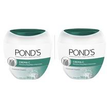 2 PACK Pond's Original Cream C 12.88 oz ea Makeup Remover Crema Limpieza - $27.19