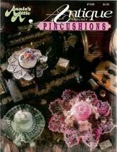 Antique Pincushions to Crochet Annie's Attic 87A99 1992 - $5.53
