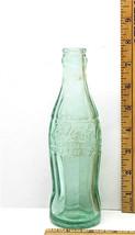 Vintage Coca Cola Coke Hobble Skirt Bottle Green Niagara Falls NY Pat D ... - $29.44
