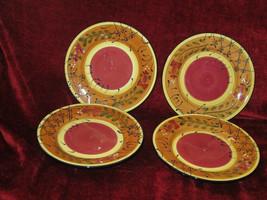 Ambiance Romance set of 4 salad plates  - $29.65