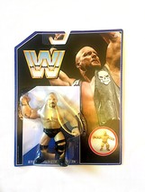 Stone Cold WWE Steve Austin Retro Action Figure 4.5-inch - $10.71