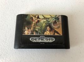 Golden Axe II - Sega Genesis - Cleaned & Tested - $22.80