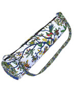 Blue Tree Of Life India Handmade Cross Body Strap Bag Beach Bag Travel B... - $26.99