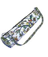 Blue Tree Of Life India Handmade Cross Body Strap Bag Beach Bag Travel Bag Boho - $26.99