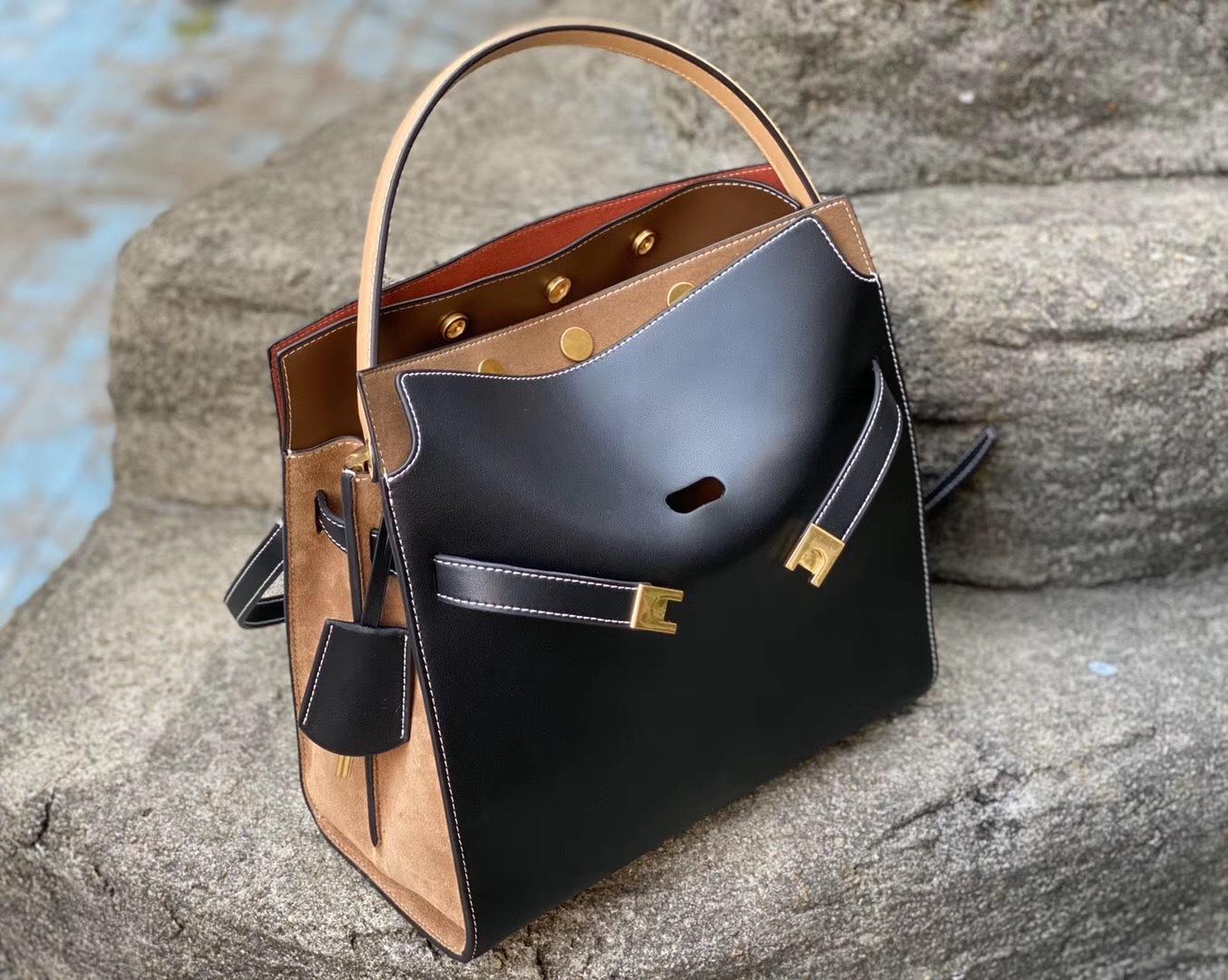 Tory Burch Lee Radziwill Double Bag image 2