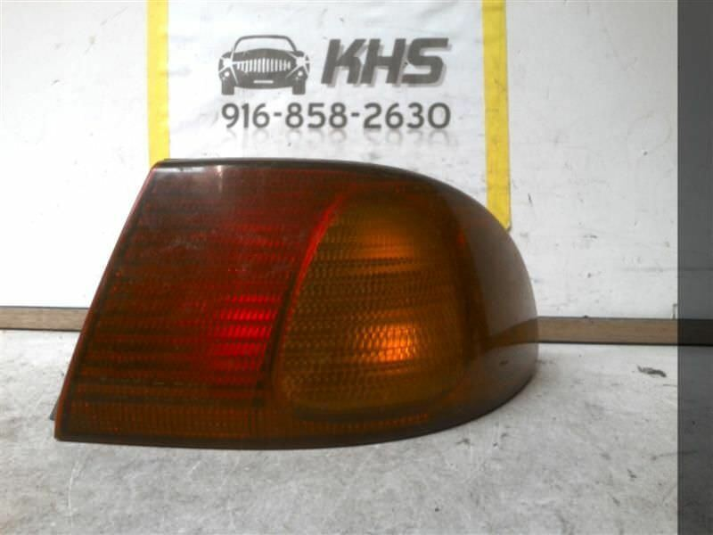 Primary image for Passenger Tail Light Quarter Panel Mounted Fits 98-02 COROLLA 253175
