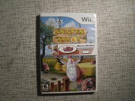 Chicken Shoot Nintendo Wii 2007 Shooting Gallery Game - $11.25