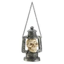 Skull Head Lantern With Led Light (pack of 1 EA) - $475,27 MXN