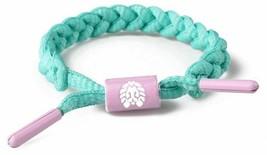 Rastaclat Jetzt Later Wassermelone Pink Mini Geflochten Schnürsenkel Armband