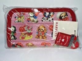 Harveys Puppy Love Classic Wallet Seatbelt Bag Valentine's Day 2021 Vint... - $138.59
