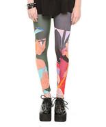 Disney Aladdin Jasmine And Jafar Leggings Womens SZ. L & XL - NEW - $14.99