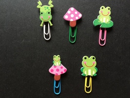 50pcs Kid's Birthday Party Favors,Frog Paper Wo... - $4.20
