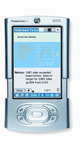 Refurbished Palm Tungsten T3 PDA with New Battery & New LCD - High Quality + USA image 1