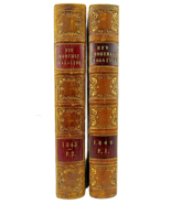 The New Monthly Magazine and Humorist - 1843. Part The Second & 1848 Vol... - $74.25