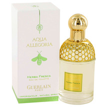 Guerlain Aqua Allegoria Herba Fresca 2.5 Oz Eau De Toilette Spray image 6