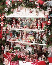 Springbok Puzzles - Mrs. Claus' Cupboard - 1000 Piece Jigsaw Puzzle - Large 24 I - $64.35