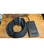 12 Channel Audio Snake 100ft XLR - $147.51