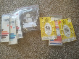 Susan Bates& Boye Vintage Nyl+Alu Circular Knitting Needles And More Lot... - $19.34