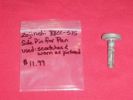 Zojirushi Bread Maker Side Pin for Pan for Model BBCC-S15 - $11.29