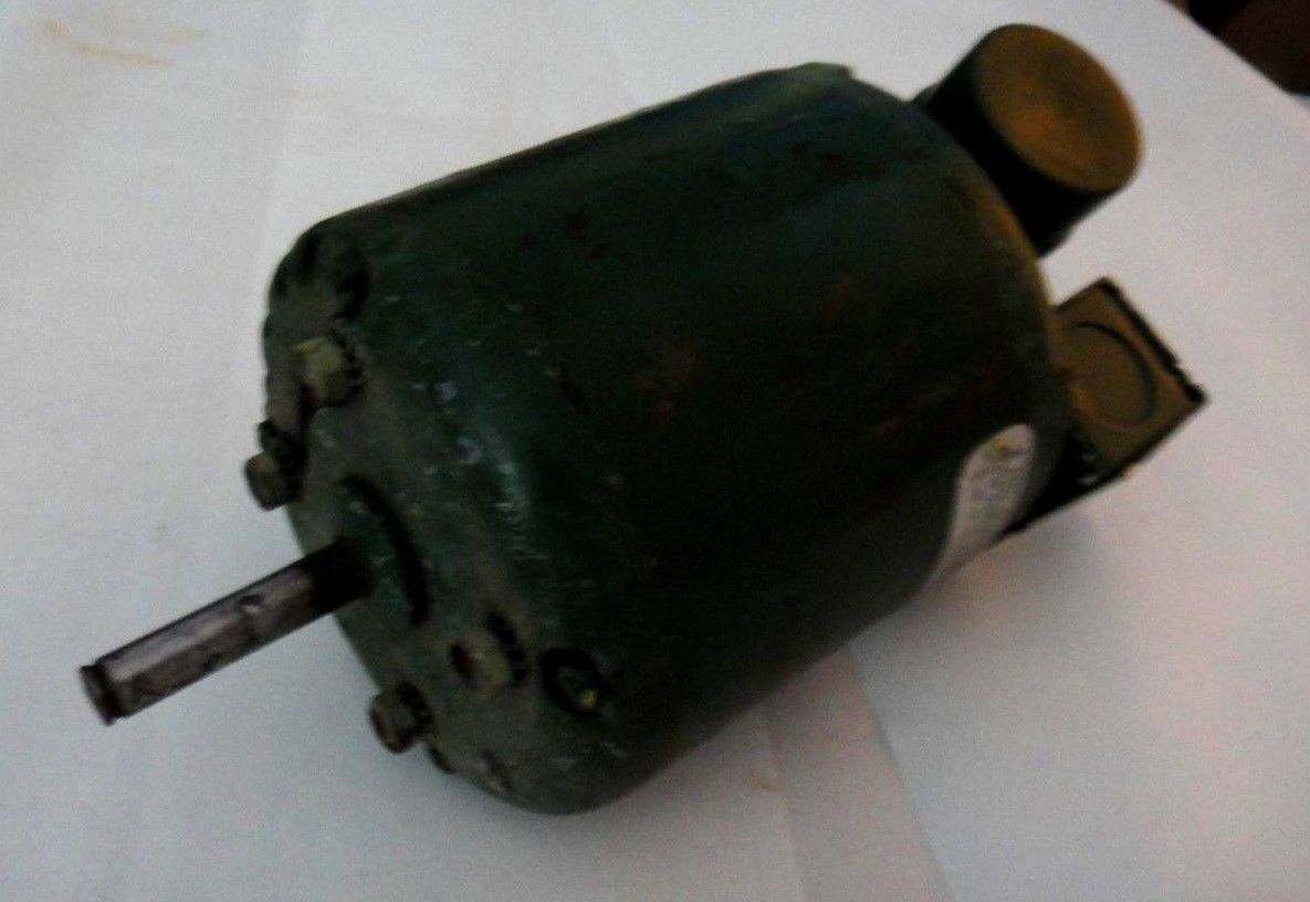1/5 hp continuous duty electric motor and 50 similar items