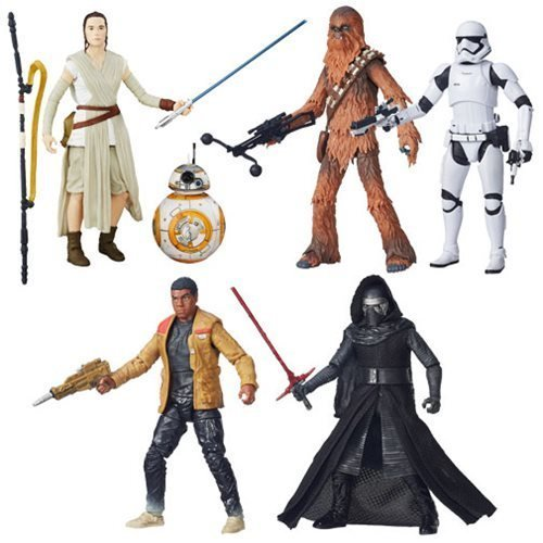 Star Wars: Episode VII - The Force Awakens The Black Series 6-Inch Action Figure