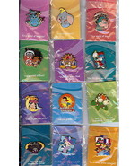 Disneyana 2000 Small World 12 w/ Backer Cards all pins are  signed by th... - $399.99