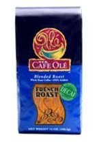 HEB Cafe Ole Whole Bean Coffee 12oz Bag (Pack of 3) (Decaf French Roast) - $49.47