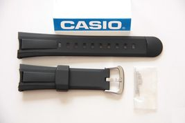 Casio Edifice Original Black Watch Band Strap EF-305-1A, EF-305-9A - $20.60