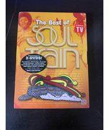 BRAND NEW SEALED - Soul Train: The Best of Soul Train - (DVD, 2010, 3-Di... - $49.88