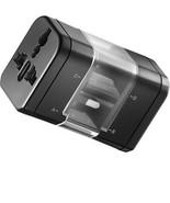 Insignia- Global Travel Adapter Set - Black - $17.41