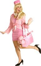 NEW Poshatively Pink Costume Elle Costumes sz 4-10  w/ puppy BY Rasta Imposta - $33.66