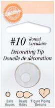 Decorating Tip-#10 Round - €3,26 EUR