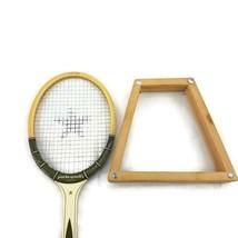 VTG 1960s Spalding Woodstar Pancho Gonzales Signature Tennis Racket w/ B... - $37.57