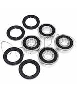 Compatible with HONDA TRX300 FourTrax ATV Bearing & Seal Kit both sides ... - $18.32