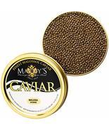 Marky's Beluga Hybrid Black Caviar – 35.2 oz Premium HUS BAE Beluga Stur... - $3,955.99