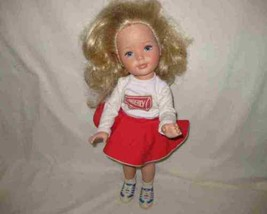 "So Pretty Vintage 17"" Tomy KIMBERLY Doll Cheer Leader - $24.97"