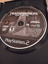 Sony PS2 Transformers: The Video game image 3