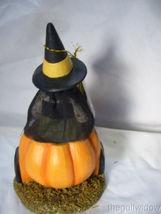 Bethany Lowe Halloween Skelly's Pumpkin Carriage Ride no. TD9077 image 4