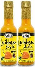 Grâce des Caraïbes Style Sauce Poivre 5 Once Fl Paquet de 6) - $39.95