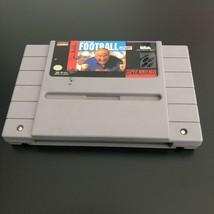 John Madden Football (Super Nintendo Entertainment System SNES, 1991) - $7.69